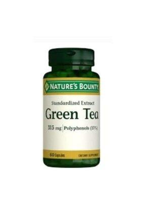 Nature's Bounty Green Tea Extract 315 Mg 60 Kapsül