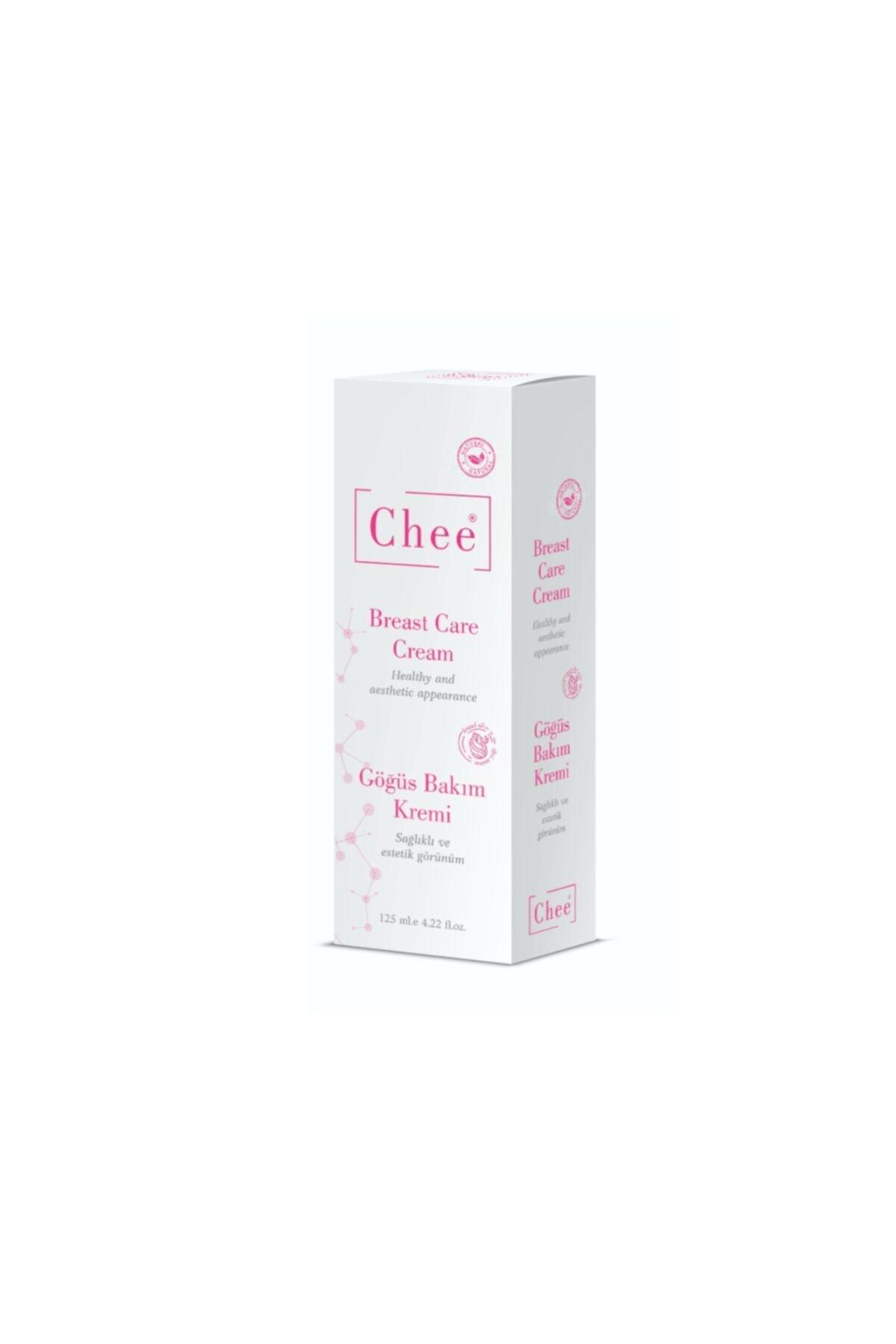 CHEE Sıkılaştırıcı Ve Toparlayıcı Göğüs Bakım Kremi 125 ml 2