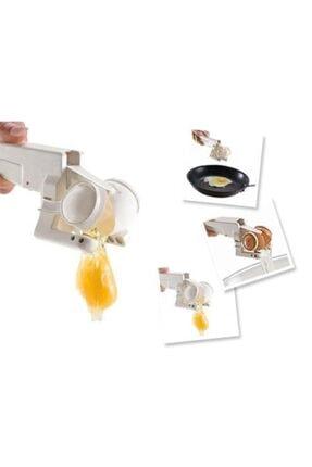 epazzar Ez Cracker Yumurta Kırma Ve Sarısını Ayıklama Makinesi