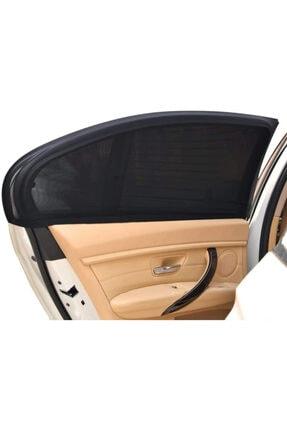 Ankaflex Oto Yan Cam Perdesi Araba Cam Güneşlik Araç Cam Güneşliği 2 Adet