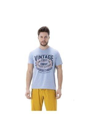 Exuma Erkek Bisiklet Yaka T-shirts