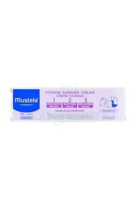 Mustela Vitamin Pişik Önleyici Bariyer Krem 1.2.3. 100 ml