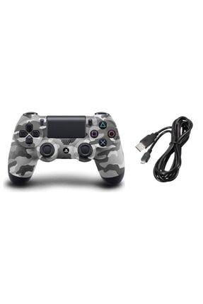 Sony Ps4 Dualshock 4 V2 Pc Uyumlu Joystick Ve Sarj Kablosu Herseytahtakaleden