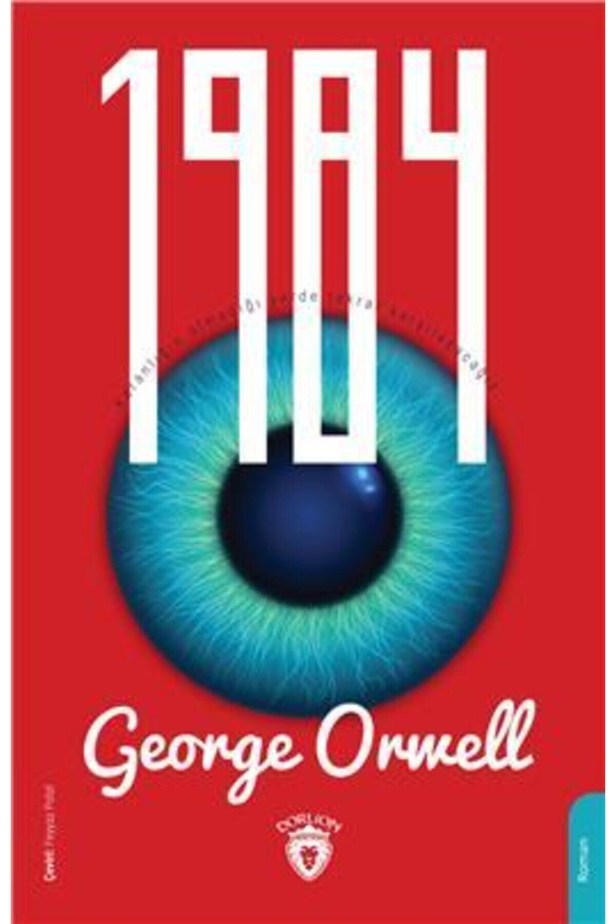 Dorlion Yayınevi George Orwell 2 Kitap Seti Hayvan Çiftliği-1984 2