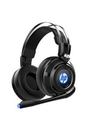 HP H200 Gaming Uyumlu Işıklı Mikrofonlu Oyuncu Kulaklığı