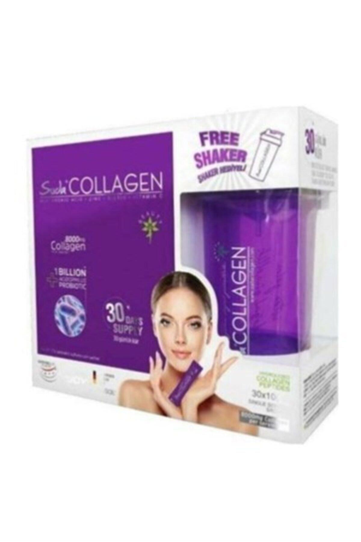 Suda Collagen Probiotic 30 Günlük 10g Karpuz Aromalı 1