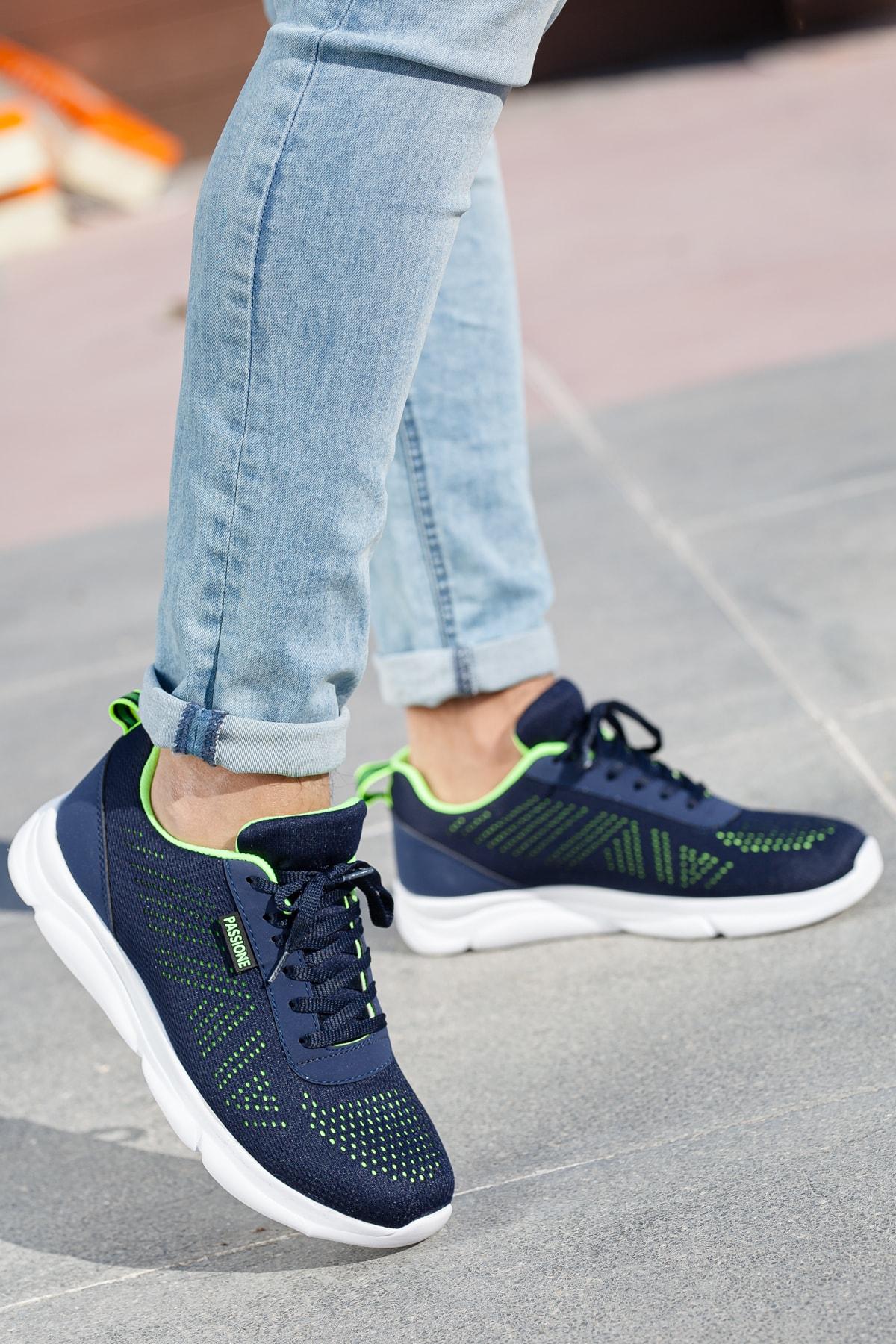 MUGGO Unisex Sneakers Ayakkabı 1