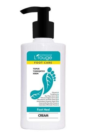 L'ROUGE Foot Heel Cream Topuk Yumuşatıcı Krem