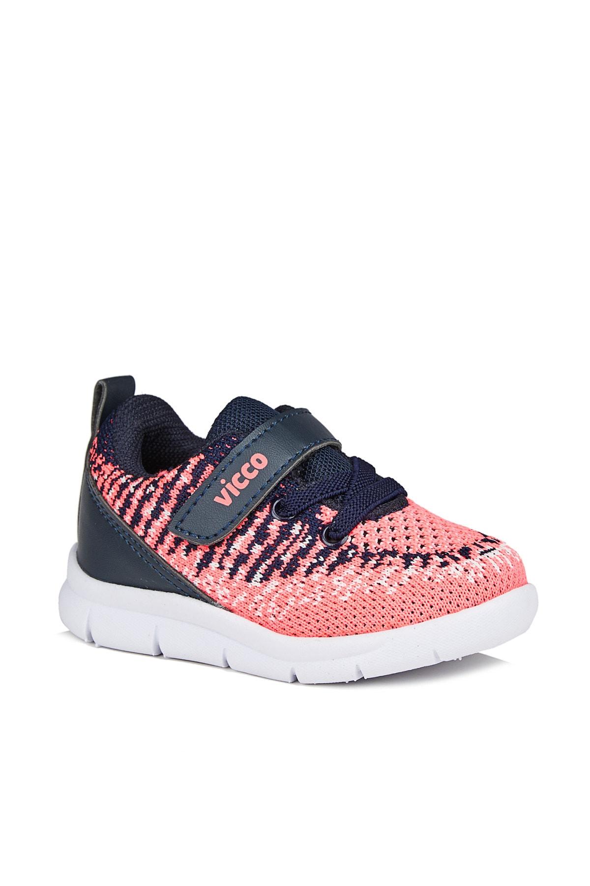 Vicco Kız Bebe Lacivert Spor Ayakkabı 1