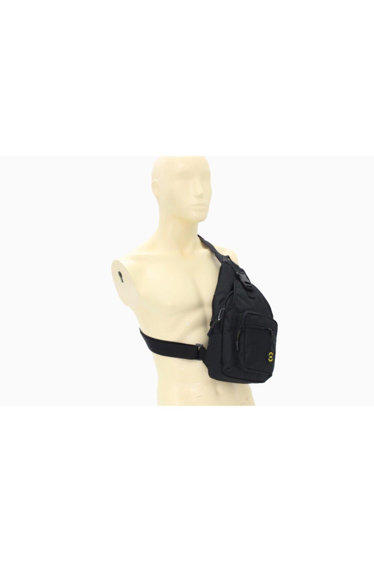SEVENTEEN 2213 Tek Omuz Askılı Sırt - Göğüs Çantası - Body Bag 1