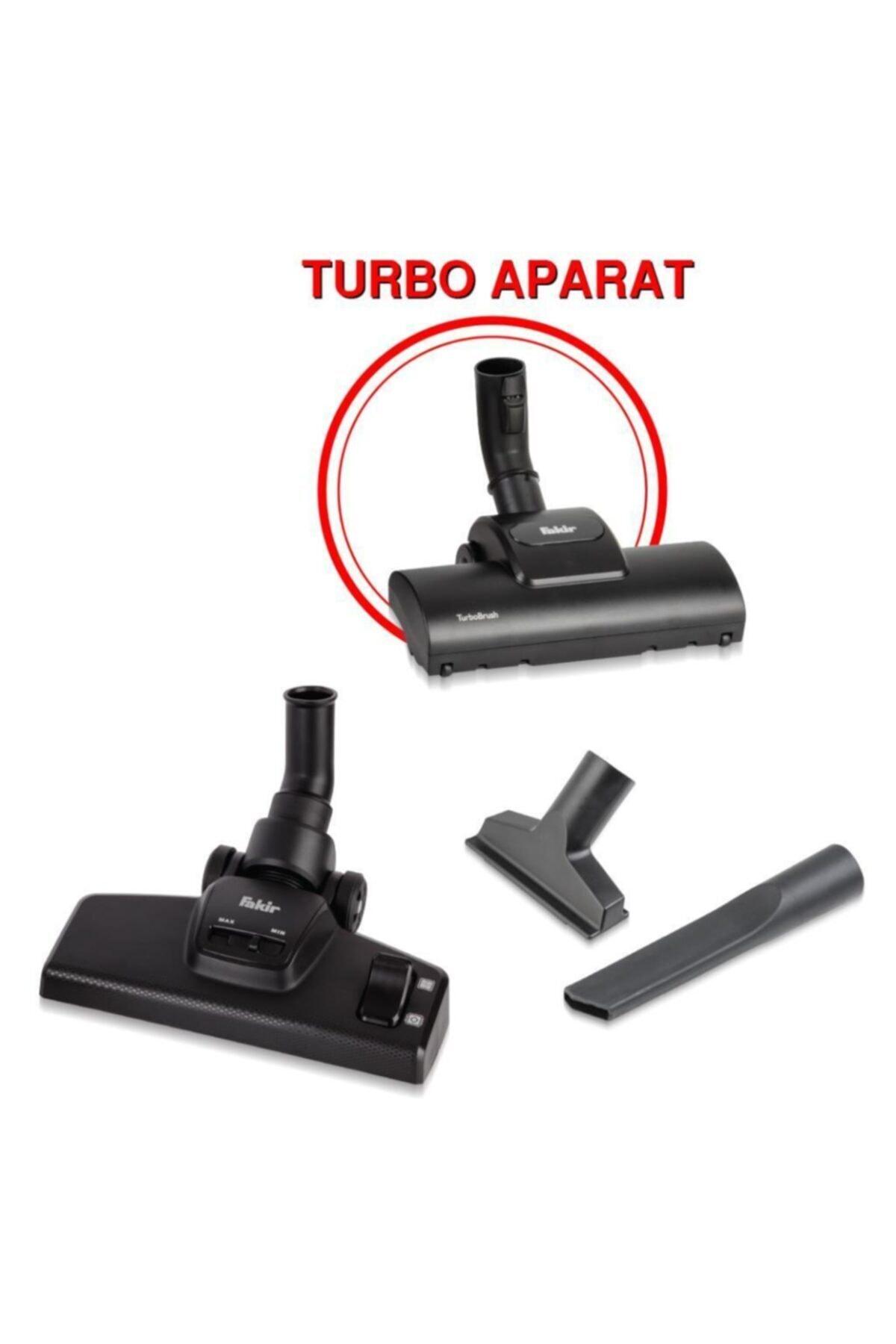 Fakir Ranger Comfort Turbo Başlıklı Toz Torbasız Elektrikli Süpürge-mor 2