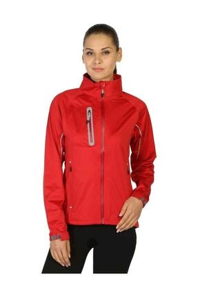 Slazenger Kadın Kırmızı Softshell Yağmurluk