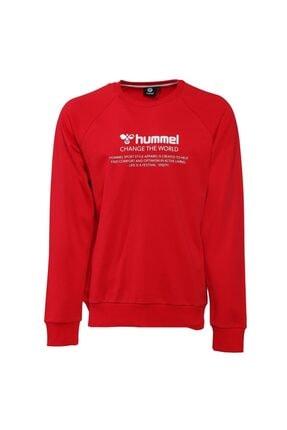 HUMMEL Erkek Kırmızı Sweatshirt