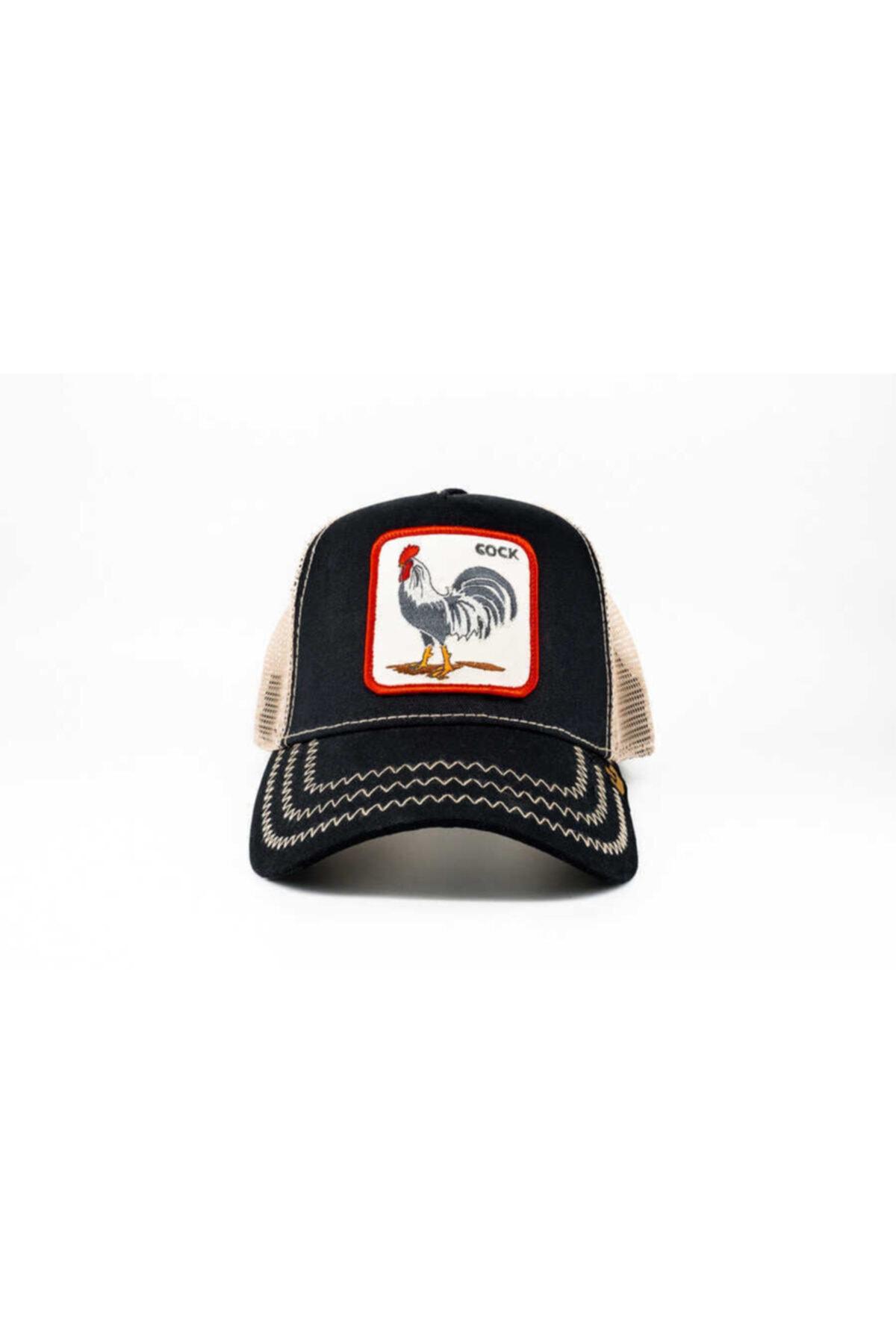 Goorin Bros Unisex Siyah Rooster Standart Şapka 1
