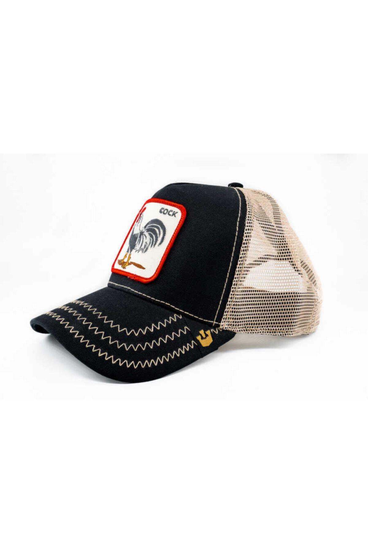Goorin Bros Unisex Siyah Rooster Standart Şapka 2