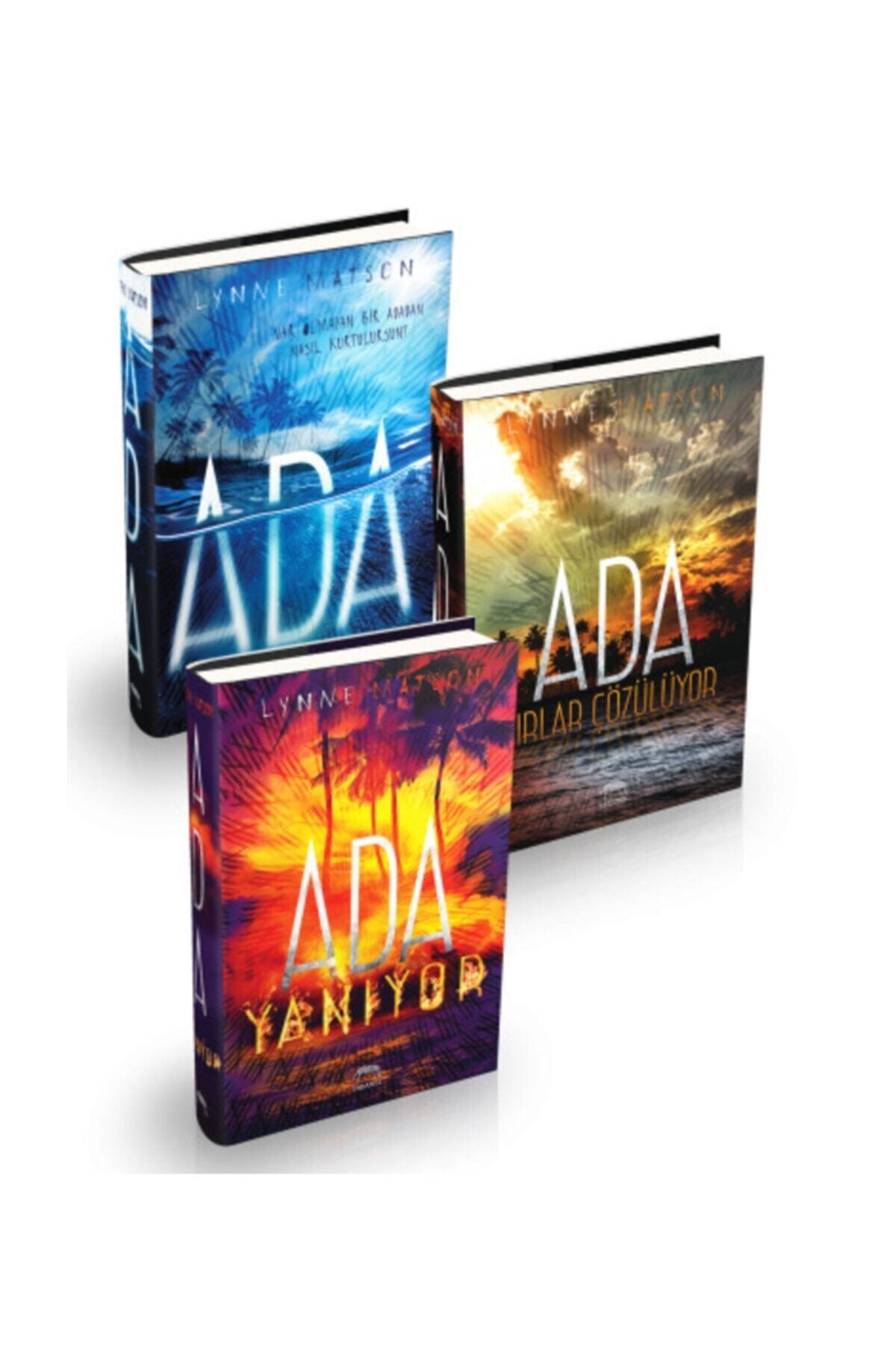Yabancı Yayınevi Ada Serisi Seti 3 Kitap Takım 1