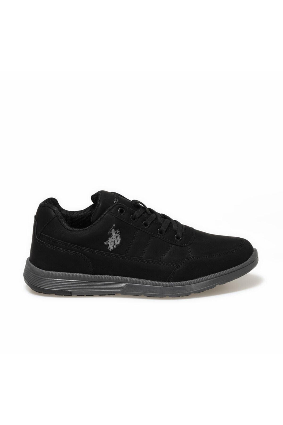 U.S. Polo Assn. LION Siyah Erkek Ayakkabı 100550085 2