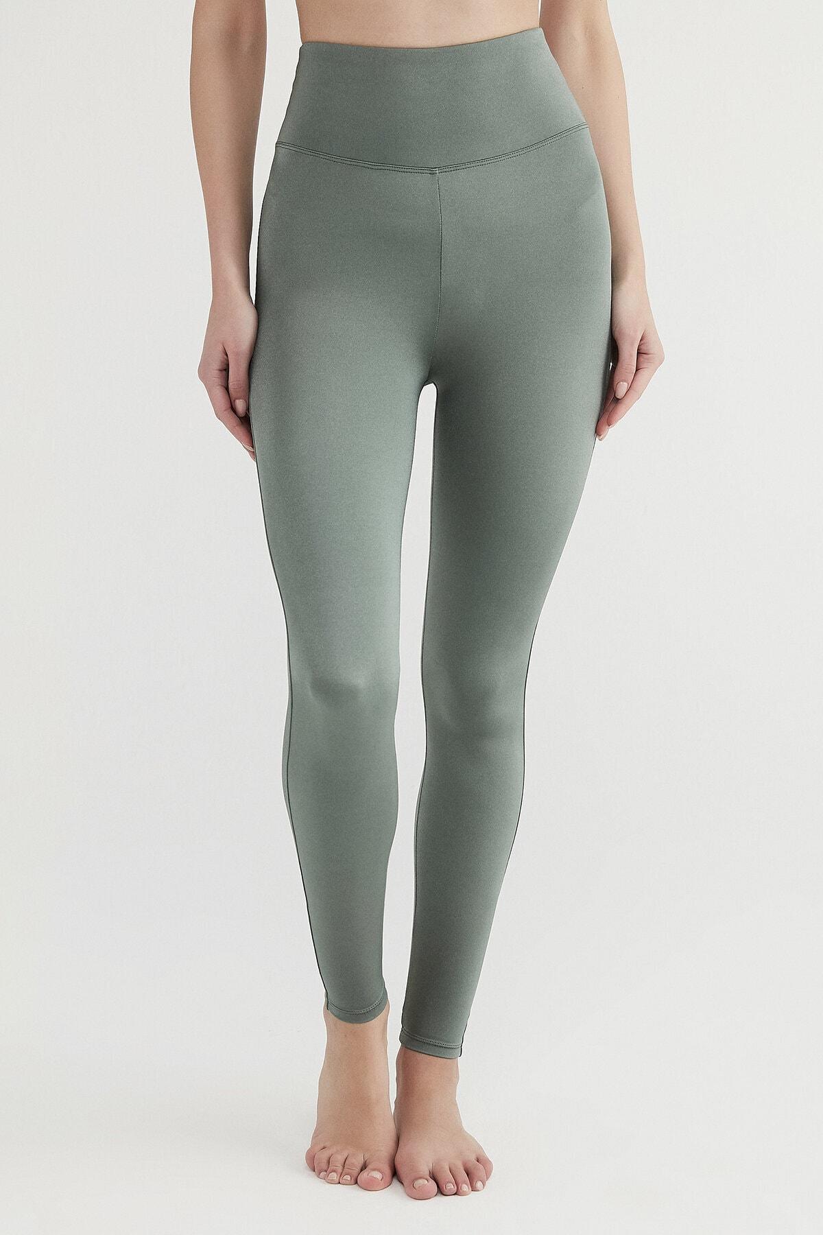 Penti Kadın Yeşil Shiny Legging