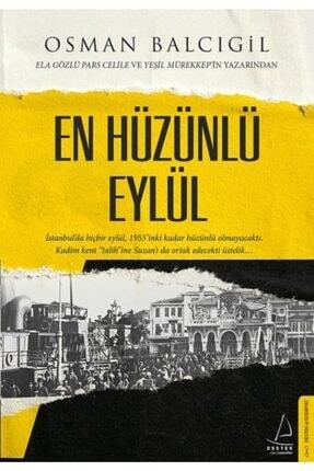 Destek Yayınları En Hüzünlü Eylül