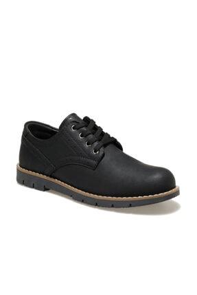 Polaris 356550.m Siyah Erkek Klasik Ayakkabı