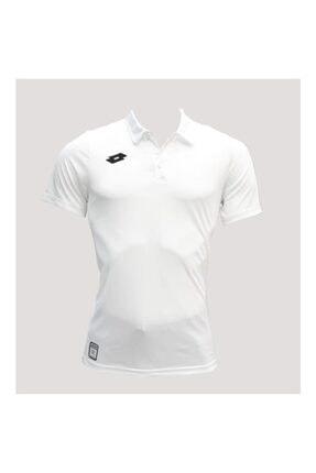 Lotto Erkek Beyaz Polo Tişört R4316