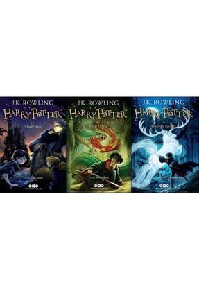 Yapı Kredi Yayınları Harry Potter Ve Felsefe Taşı / Sırlar Odası / Azkaban Tutsağı 3 Kitap Set