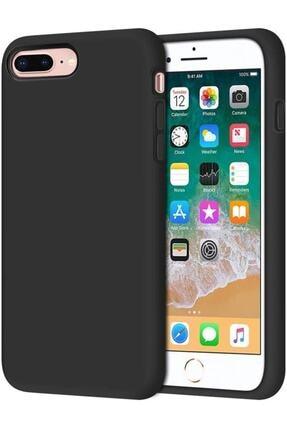 Mopal Iphone 7 Plus / 8 Plus Içi Kadife Lansman Silikon Kılıf