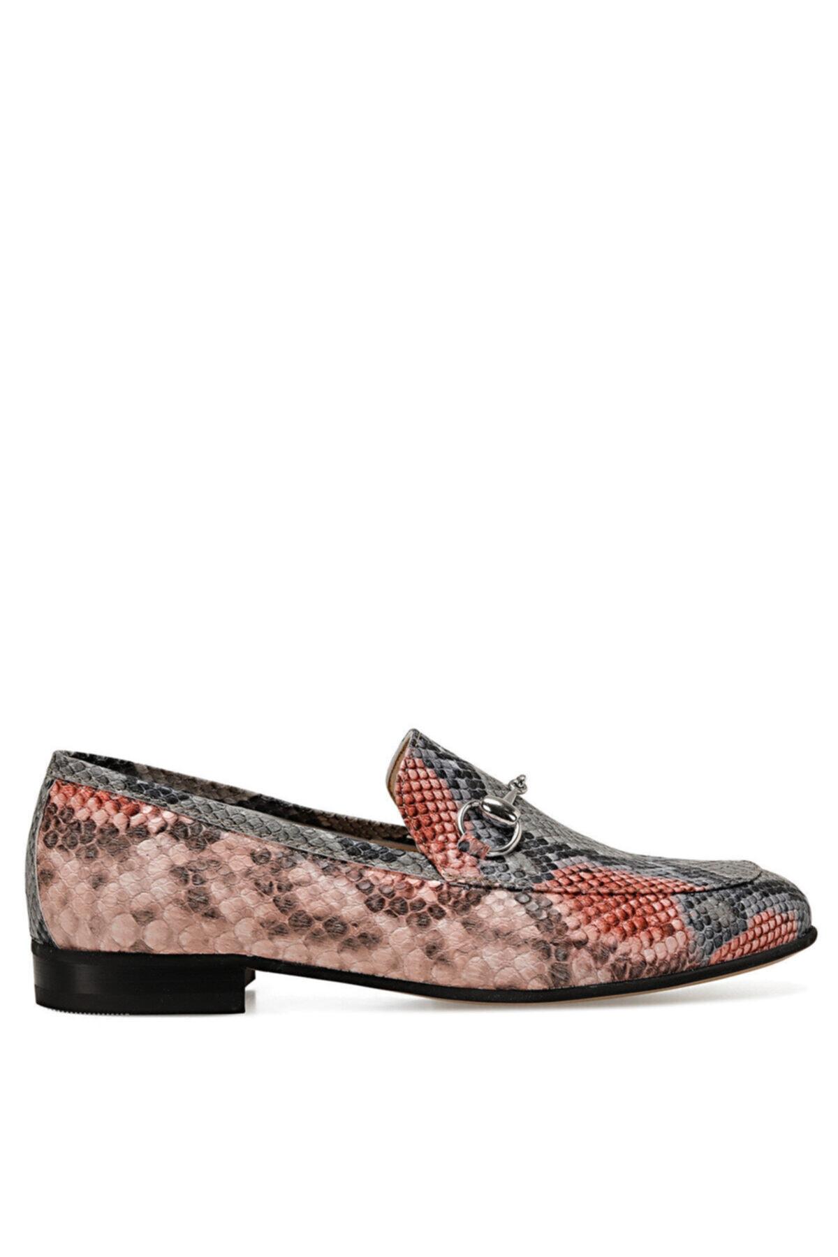 Nine West FILANA Pembe Kadın Loafer Ayakkabı 100526815 1