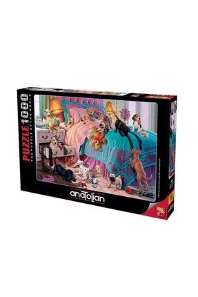Anatolian Puzzle 1064 Haylaz Köpekler/naughty Puppıes