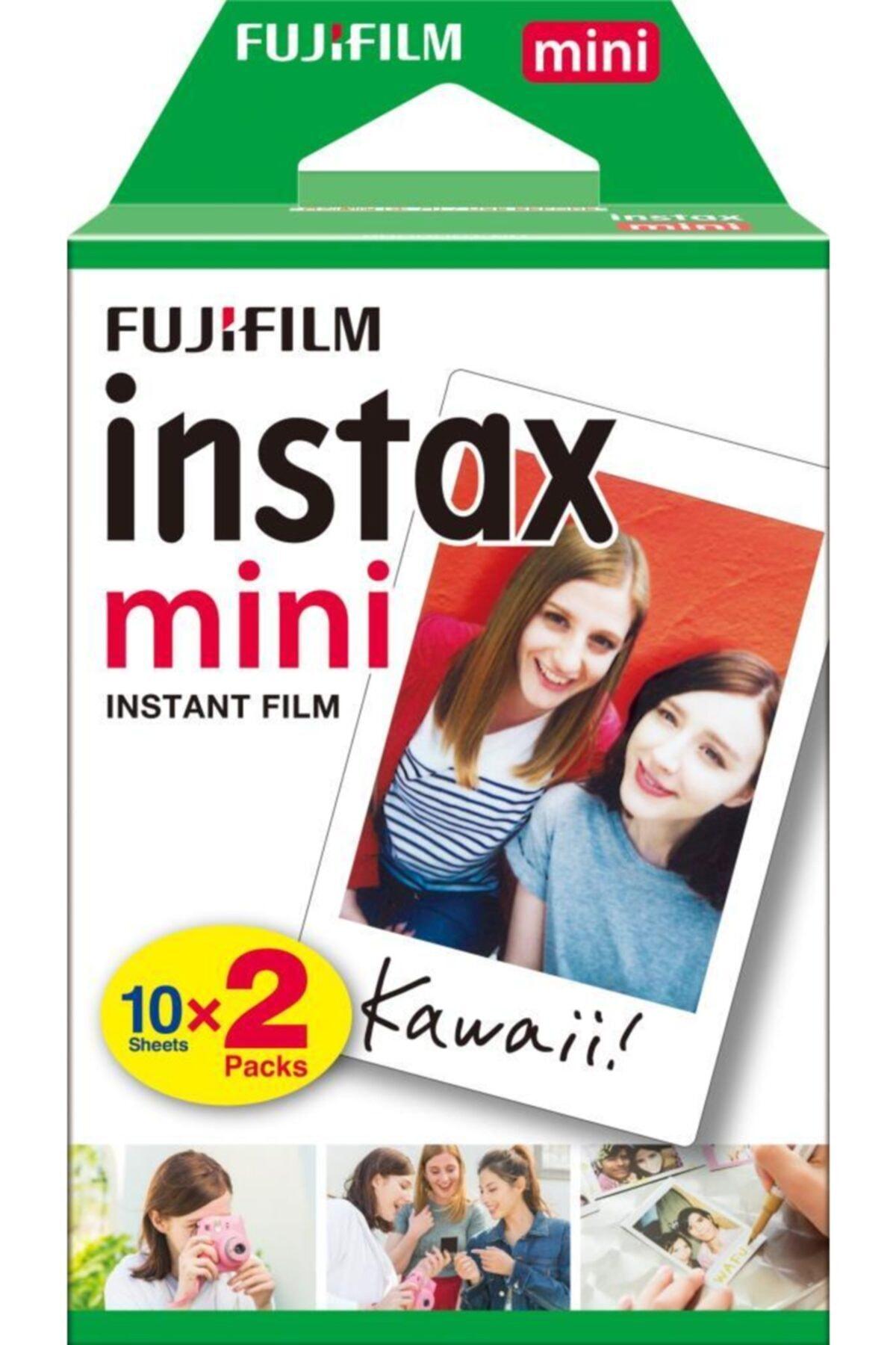 Fujifilm Instax Mini 20'li Film 1