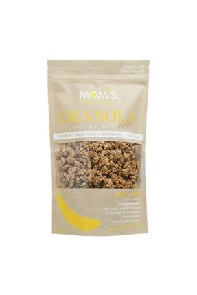 Mom's Natural Foods Muz ve Cevizli Granola 360 gr
