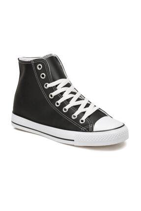 FORESTER EC-2002 Siyah Erkek Kalın Tabanlı Sneaker 100668681