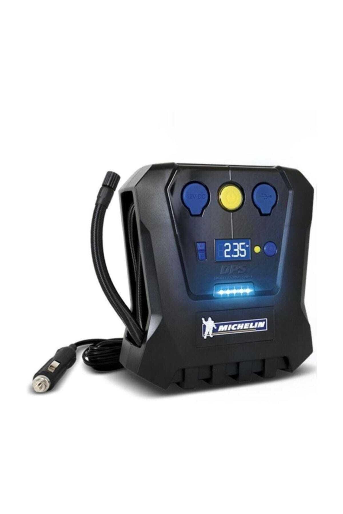 Michelin Mc12266 12volt 120 Psı Dijital Basınç Göstergeli Hava Pompası 2