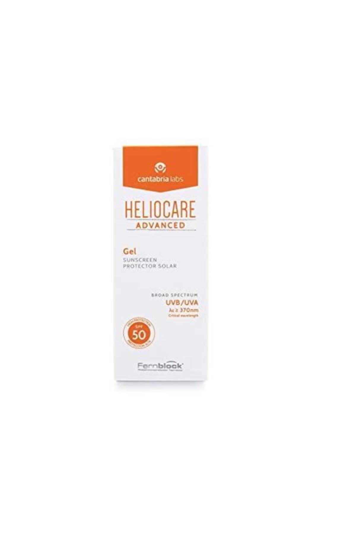 Heliocare Spf 50 Jel 50 ml 1