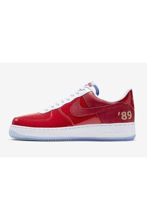 Nike Unisex Spor Ayakkabı Air Force 1 Low Detroit Pistons 89 Cı9882-600
