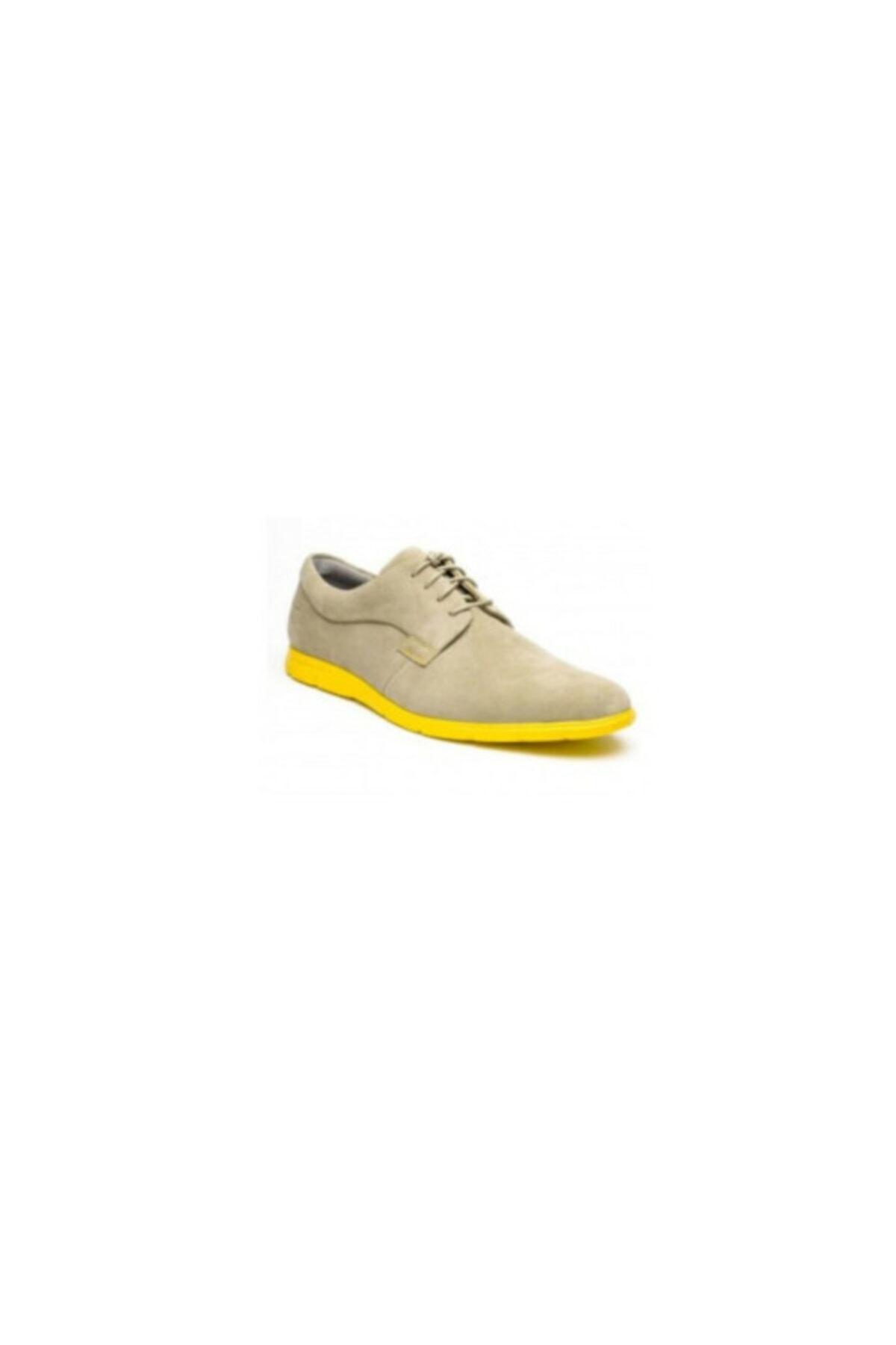 CLARKS Erkek Vizon Denner Motıon Ayakkabı 1
