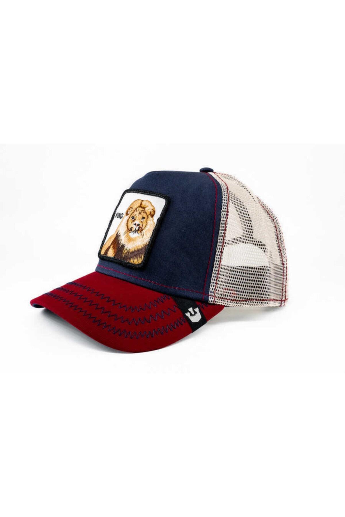 Goorin Bros Unisex Lacivert Big Rock Standart Şapka 101-0564 2