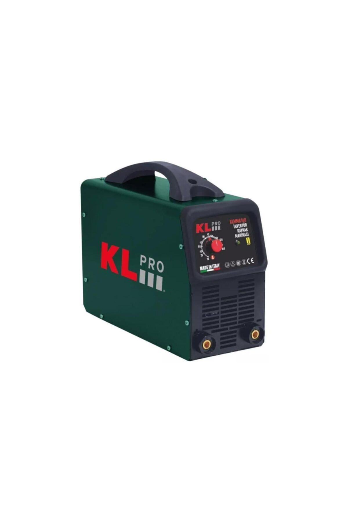 KLPRO 160 Amper Inverter Kaynak Makinesi Klmma160 1