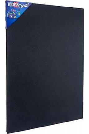 Brons Tuval Siyah 50x70 Br-370