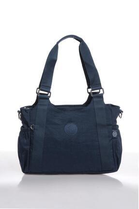 SMART BAGS Kadın Lacivert Omuz Çantası Smbk1163-0033