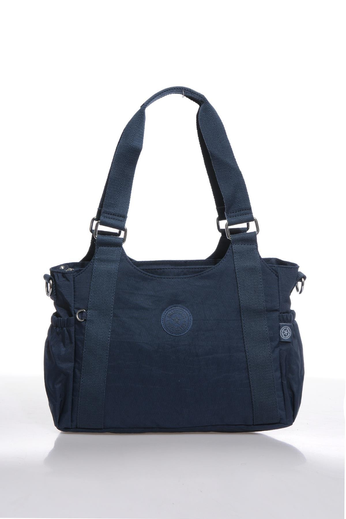 SMART BAGS Kadın Lacivert Omuz Çantası Smbk1163-0033 1