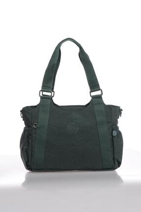 SMART BAGS Kadın Haki Omuz Çantası Smbk1163-0005