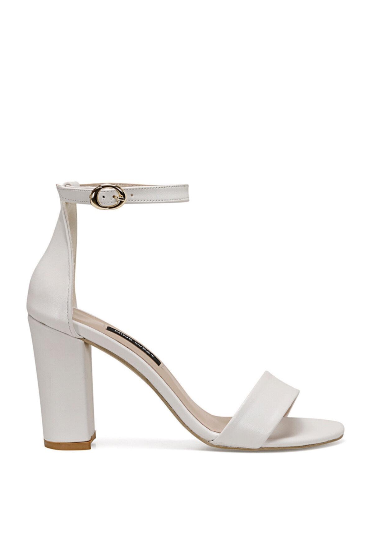 Nine West CALVI Beyaz Kadın Sandalet 100574730 1