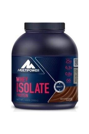 Multipower %100 Whey Izole Protein 2 Kg Çikolata