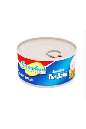 SuperFresh Bütün Dilim Ton Balığı 12 X 160 G