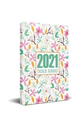 Halk Kitabevi 2021 Akademik Ajandası - Yaz Bahçesi
