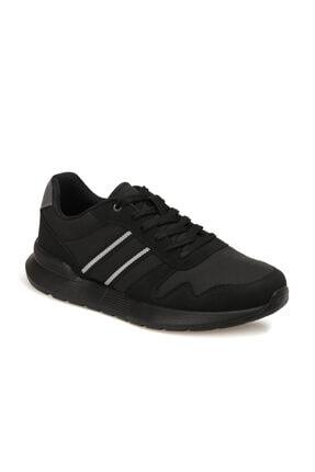 Torex Stefan Siyah Erkek Koşu Ayakkabısı