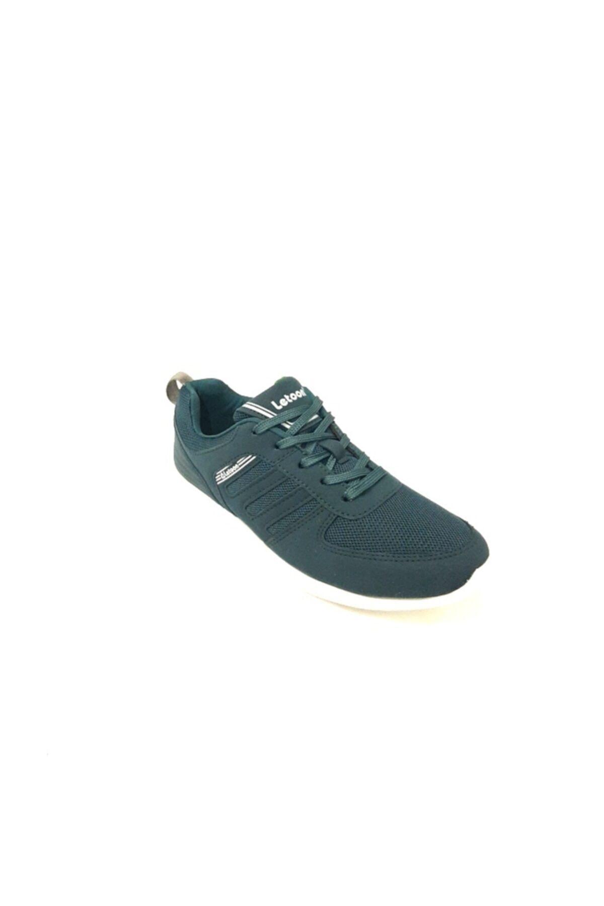 LETOON Unisex Antibakteriel Ortapedik Spor Ayakkabı 2