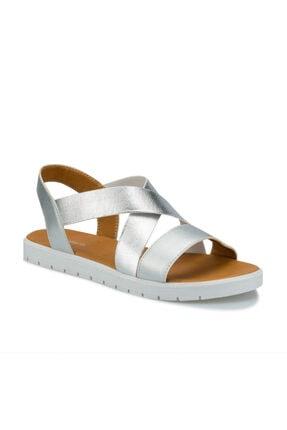 Polaris 315736.Z Gümüş Kadın Sandalet 100508449