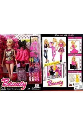 OKTOYS Barbie Sonsuz Hareketli Oyuncak Barbie Et Bebek
